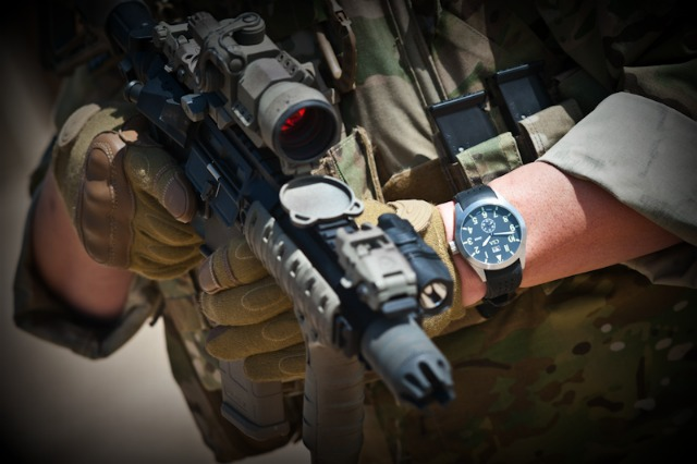Best tactical watches review of 2015