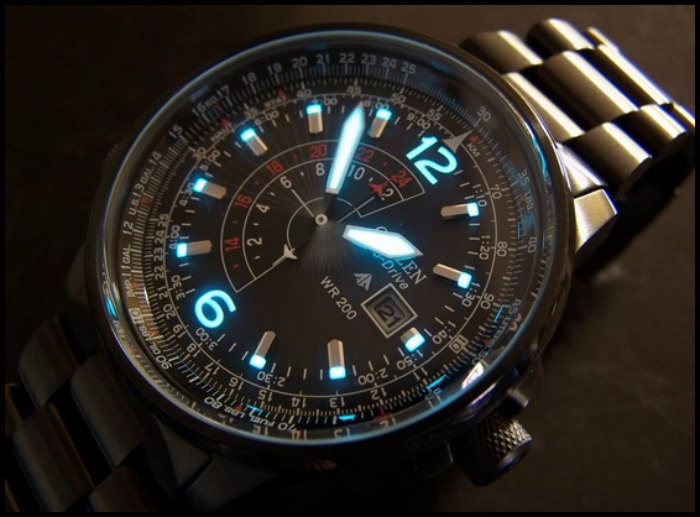 Citizen nighthawk review of 2015